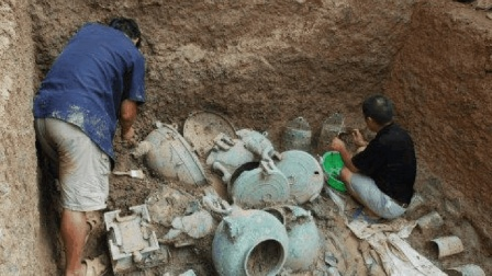 揭秘河北鹿泉山丘事件, 引来考古专家与军队, 究竟发生了什么?