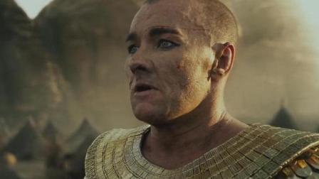 埃及法老昏庸无道, 神灵发动灾难, 3000万苍蝇飞进城内瞬间瘫痪