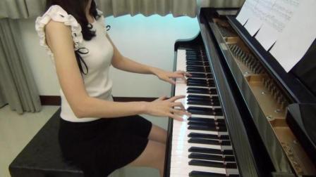【钢琴】DARLING in the FRANXX ED3 Beautiful W orld [piano]