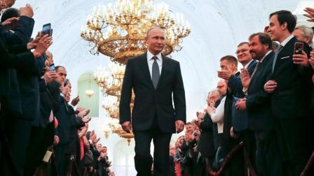 普京与西方硬碰硬说明, 他只是一个战术高手, 远不是一个战略高手