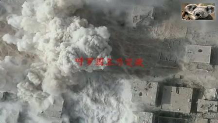 空地导弹击中地面目标5, 战争很残酷, 世界需要和平