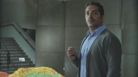 搞笑创意广告: 为了一颗糖豆, 毁掉了艺术大师的