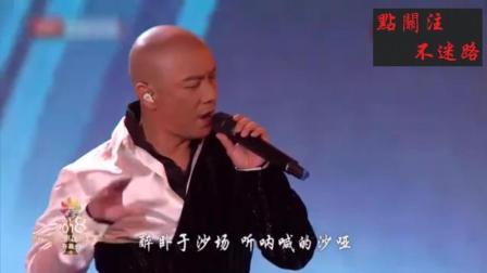 张卫健最豪气的一首作品, 这首《真英雄》听得我热血沸腾!