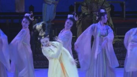 唐玄宗与杨贵妃的千古之恋, 古典舞《清平调》带你重回大唐荣耀!