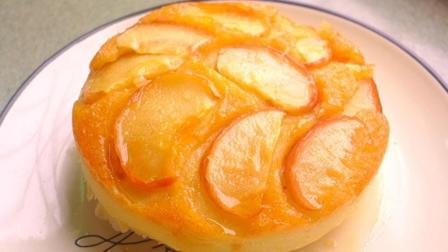 手不沾面, 教你做松软的焦糖苹果面包, 外面的面包店买不到