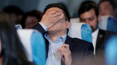 黄大年:男子坐夜班飞机感觉身体不适,让空姐拿点水来