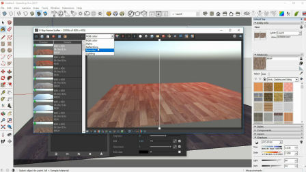 V-Ray for SketchUp 材质系统补充视频