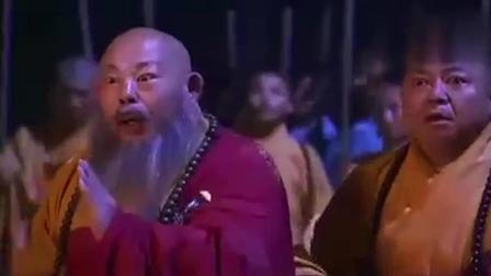 张无忌九阳神功大战少林三神僧 金刚伏魔圈也不过如此