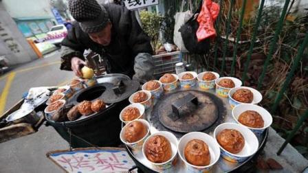 舌尖上的中国, 大娘街上卖一特色小吃, 徐州人都好这一口, 止咳润肺排毒养颜, 你吃过吗