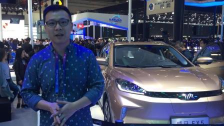 曾颖卓评威马EX5纯电动车-大家车言论出品