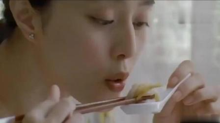 范冰冰的乌龙茶饮料日本CM! 看饿了, 也看渴了!