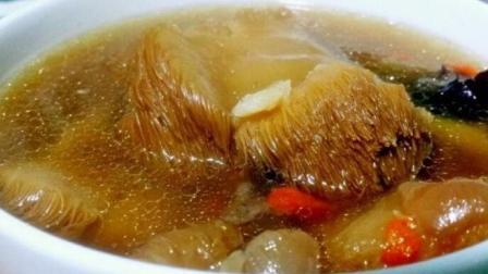 猴头菇是个好东西, 农村里都这样做它, 提高免疫力少生病