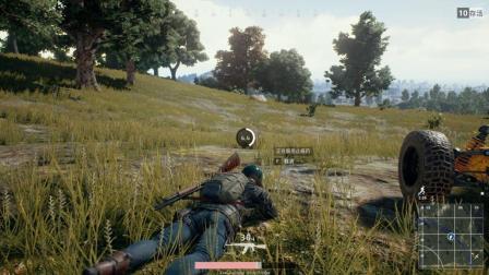 绝地求生玩家请求蓝洞推出这把狙击步枪, 最远距