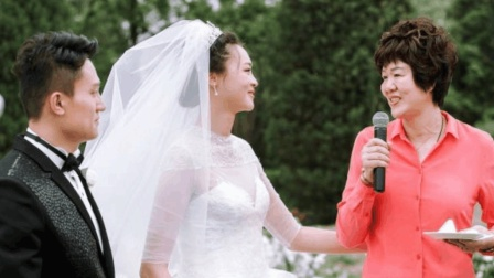 惠若琪婚礼上, 郎平为什么只用一句话致辞? 含泪送惠若琪出嫁