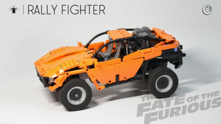 Rally Fighter【Lego Technic】
