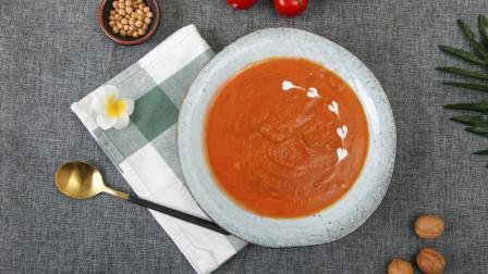 味库美食视频 2021 第154集 潮人都爱喝的美味新汤品 鹰嘴豆番茄低脂汤