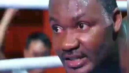 黑人拳王将中国人打倒, 嚣张至极, 当真正的中国高手来了, 过瘾!
