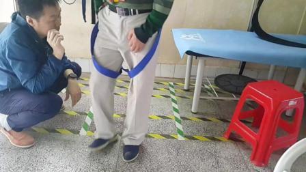 简单锻炼方法解决中风偏瘫足内翻大问题
