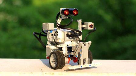 【強哥樂高機器人】第二課 搭建一個TriBot