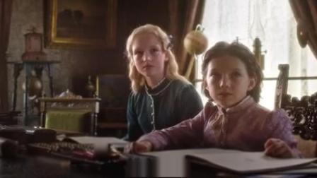 《海蒂》老师教海蒂学习阅读