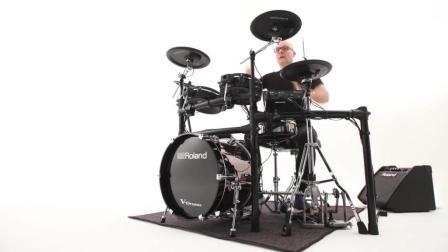 《新品试听》罗兰电鼓Roland TD-25KVX V-Drums