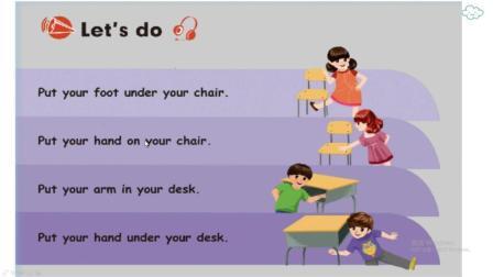 小学英语三年级下册Unit 4 课本内容第五课