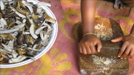 中国人都把它当垃圾,到了印度却成为当地美食,看完不想吃饭