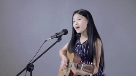 西安小女孩经典弹唱《perfect》仿佛天籁之音
