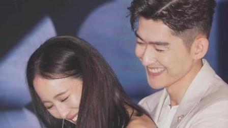 张翰台上做各种动作, 与张钧甯亲密拥抱, 尴尬又无奈!