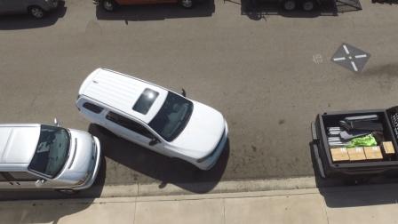 10年老司机侧方停车绝招, 方法很简单, 新手一学即会!
