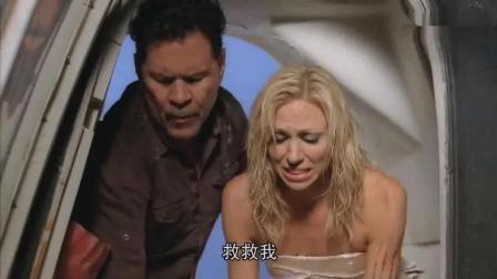 众多怪物袭击一名女子, 直升机都救不了她! 伙伴们崩溃了