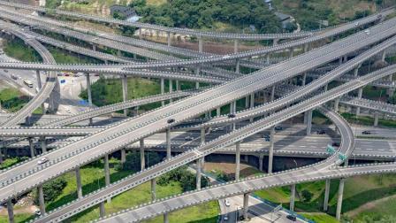 """中国这座城被称为""""全中国最恐怖交通""""高德: 前方重庆, 导航结束"""