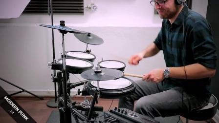 《新品试听》罗兰电鼓Roland TD-17KV套鼓