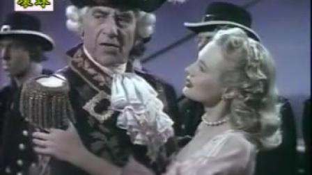 公主与海盗 沙巴斯与玛格丽特获救