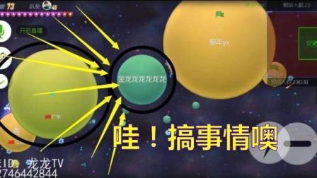 【金龙】球球大作战-反杀, 最危险的骗球
