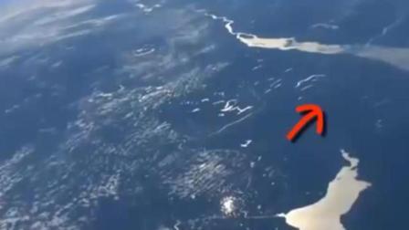 NASA在太空中拍摄到的巨型UFO 是什么情况?