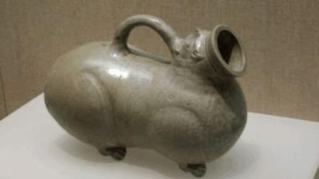 李世民孙子家中有1个特殊的夜壶, 上写2字, 谁看了都怕