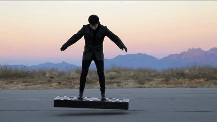 """美国公司发明""""悬浮""""滑板, 时速15公里, 6秒就能起飞"""