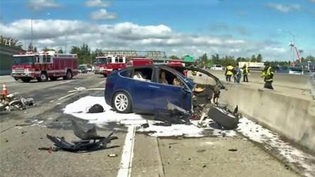 继特斯拉无人车事故, 特斯拉汽车再出车祸, 损失巨大