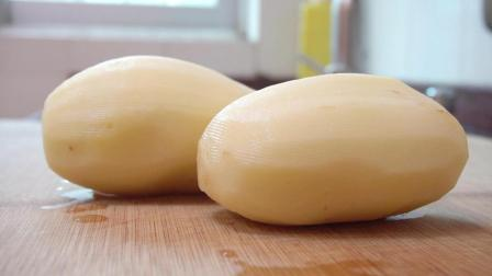 土豆你还只在炒着吃吗? 试试这样做一次, 咸香酥脆, 咬一口满嘴香