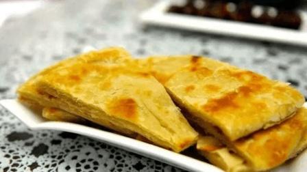 烙饼容易发硬不好吃? 只需一个窍门, 保证面酥层多又好吃!