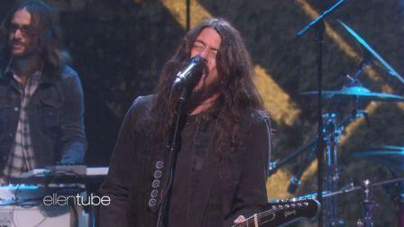 【猴姆独家】Foo Fighters乐队表演热单The Line!