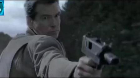 皮尔斯布鲁斯南堪称最帅的007, 这部电影太精彩了!