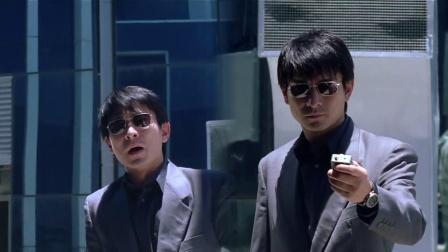 《暗战》  刘德华拒自首枪射人质巧妙脱身