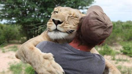 暖心! 宠物为救主人也奋不顾身, 原来动物也会报恩