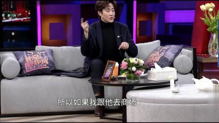 泰星Mike用中文夸了静姐, 称不会给3岁儿子买太多玩具