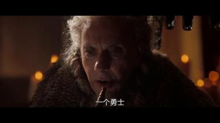 王者之剑:先知预言:有个勇士会带你到出生地,此时柯南抵达城堡