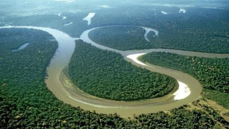 河流的长度是怎么测量出来的? 说出来你都不敢相信