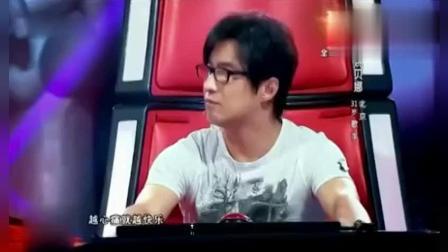《中国好声音》唱功最好学员 一开口导师都不淡定了