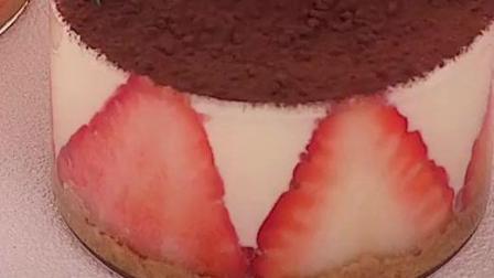 蛋糕店卖50元的提拉米苏, 原来在家都可以做!